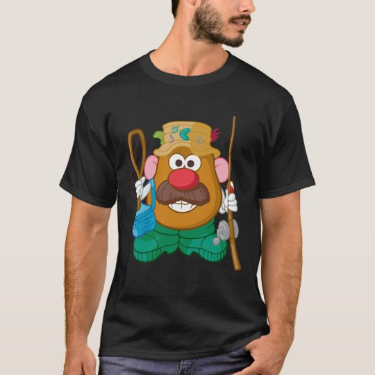 Mr. Potato Head - Fisherman T-Shirt