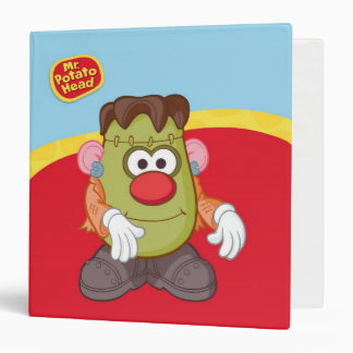 Mr. Potato Head - Frankenstein Binder