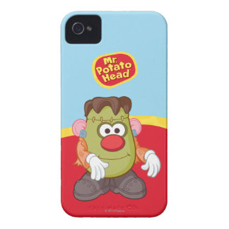 Mr. Potato Head - Frankenstein iPhone 4 Case