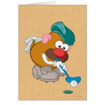 Mr. Potato Head - Golfer