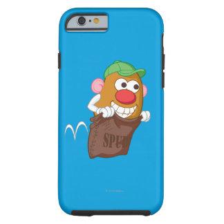 Mr. Potato Head Hopping in Potato Sack Tough iPhone 6 Case