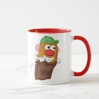 Mr. Potato Head Hopping in Potato Sack Mug