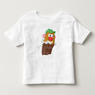 Mr. Potato Head Hopping in Potato Sack Toddler T-shirt