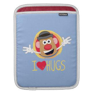 Mr. Potato Head - I Love Hugs iPad Sleeve