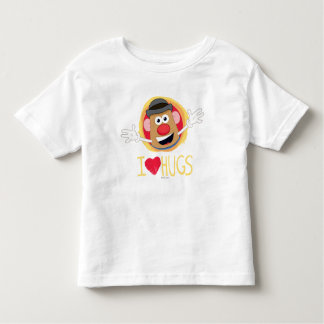 Mr. Potato Head - I Love Hugs Toddler T-shirt