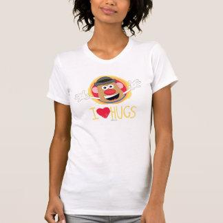 Mr. Potato Head - I Love Hugs Tshirt