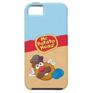 Mr. Potato Head Laying Down iPhone SE/5/5s Case