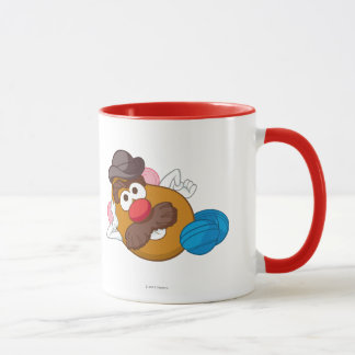 Mr. Potato Head Laying Down Mug