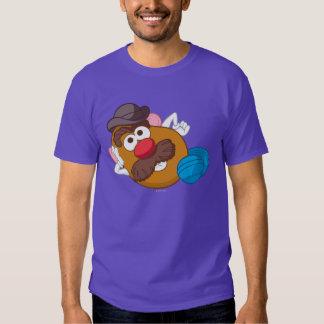 Mr. Potato Head Laying Down T Shirts