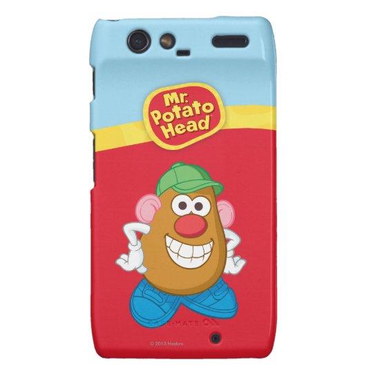 Mr. Potato Head Motorola Droid RAZR Case