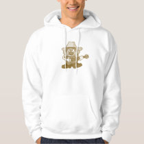 Mr. Potato Head Playing Guitar Hoodie