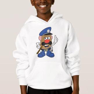 Mr. Potato Head Policeman Hoodie