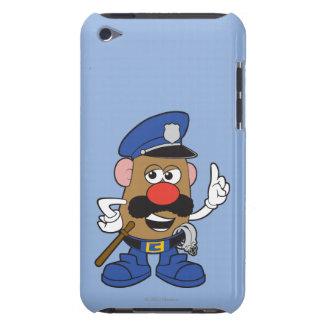 Mr. Potato Head Policeman iPod Touch Case-Mate Case