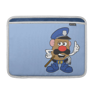 Mr. Potato Head Policeman MacBook Air Sleeve