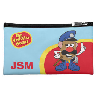 Mr. Potato Head Policeman Makeup Bag