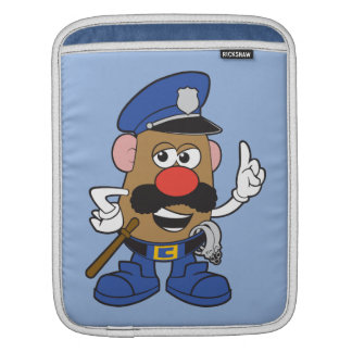 Mr. Potato Head Policeman Sleeve For iPads