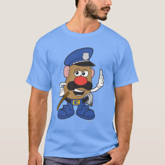 Mr. Potato Head Policeman T-Shirt