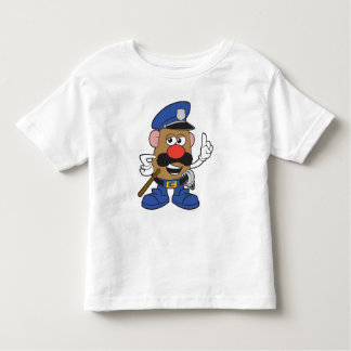 Mr. Potato Head Policeman Toddler T-shirt