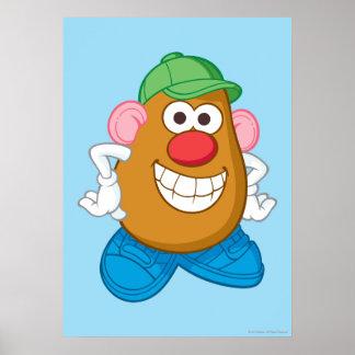 Mr. Potato Head Poster