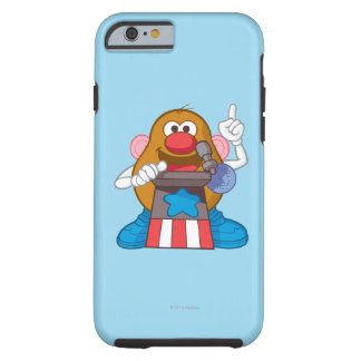 Mr. Potato Head - President Tough iPhone 6 Case