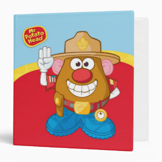 Mr. Potato Head - Sheriff Binder