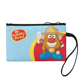 Mr. Potato Head - Sheriff Coin Purse