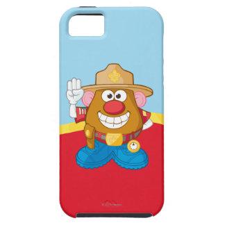 Mr. Potato Head - Sheriff iPhone SE/5/5s Case
