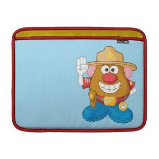 Mr. Potato Head - Sheriff MacBook Air Sleeve