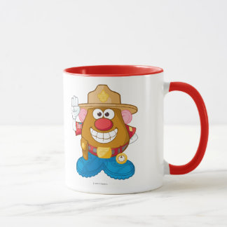 Mr. Potato Head - Sheriff Mug