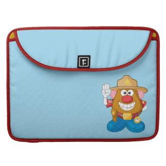 Mr. Potato Head - Sheriff Sleeve For MacBook Pro