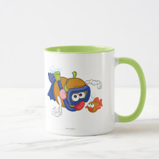 Mr. Potato Head Swimming Mug
