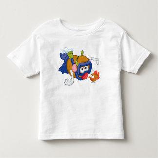 Mr. Potato Head Swimming Tee Shirt