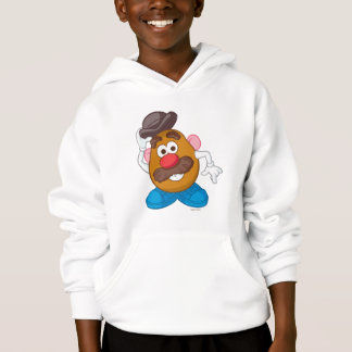 Mr. Potato Head Tipping Hat Hoodie