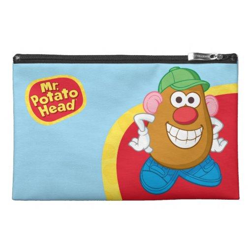 Mr. Potato Head Travel Accessories Bags