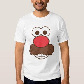 Mr. Potoato Head Face Shirts