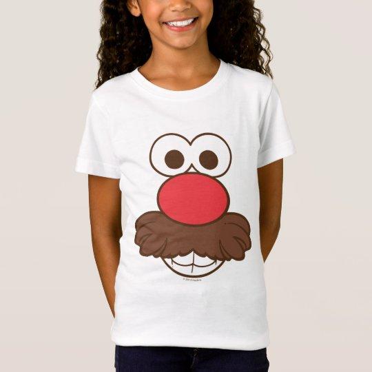 Mr. Potoato Head Face T-Shirt