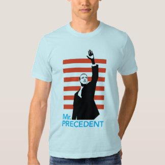 Mr. Precedent Tee Shirt