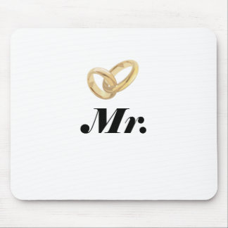 Mr Products Mouse Pad