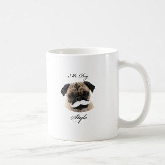 Mr. Pug Collection Coffee Mug