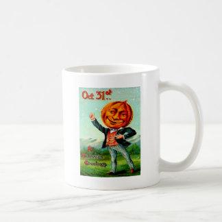 Mr Pumpkin Coffee Mug
