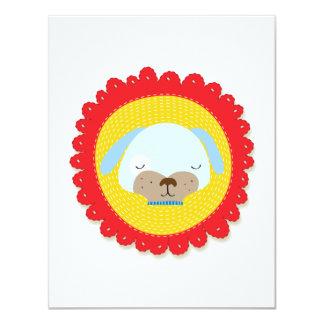 Mr Puppy Card