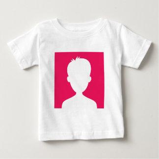Mr. Q (Magenta) Baby T-Shirt