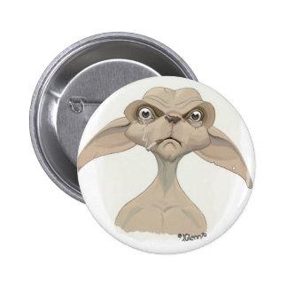 Mr.Rabbit 2 Inch Round Button