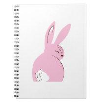Mr Rabbit Journal - Pretty in Pink!