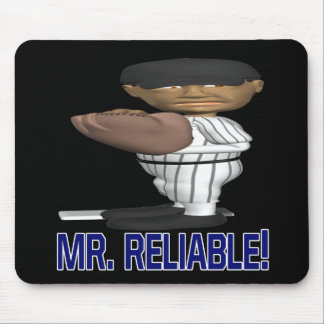 Mr Reliable Mouse Pad