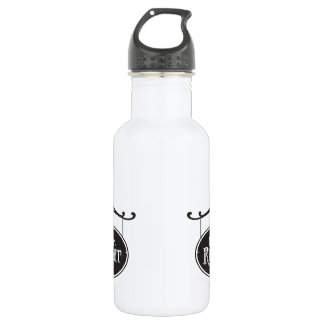 Mr. Right and Mrs. Always Right Wedding Marriage 18oz Water Bottle