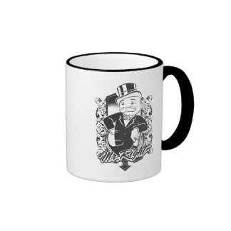 Mr. Right Ringer Coffee Mug