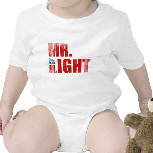 MR. RIGHT TSHIRT