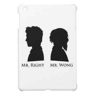 Mr. Right Vs. Mr. Wong Case For The iPad Mini