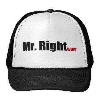 Mr. Right Wing Trucker Hat